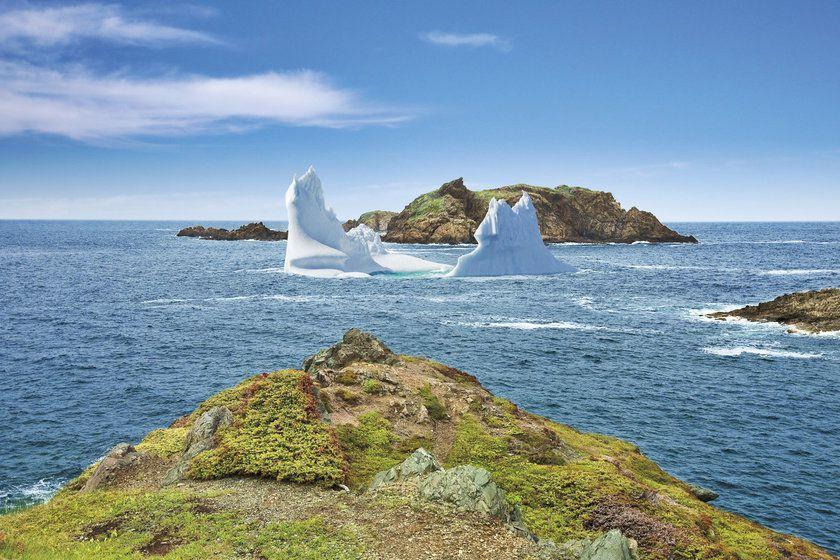 Crow Head Iceberg, Newfoundland & Labrador