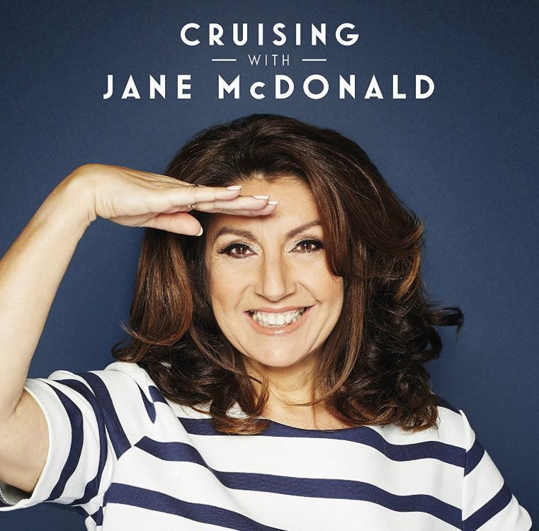 Cruising with Jane McDonald The Album