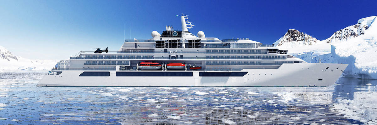 Crystal Endeavor starts construction