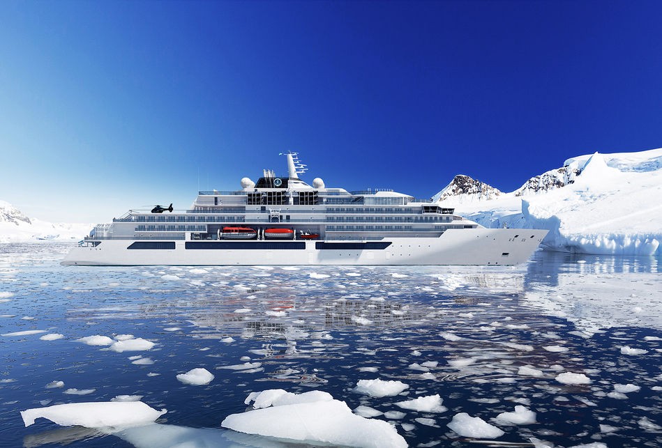 Crystal Expedition Cruises, Crystal Endeavor