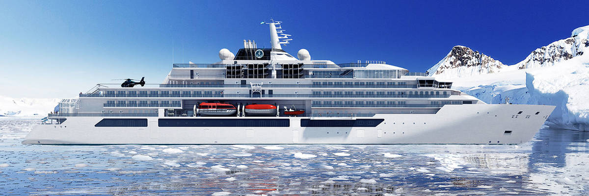 Crystal Cruises Crystal Endeavor to transit Northeast Passage