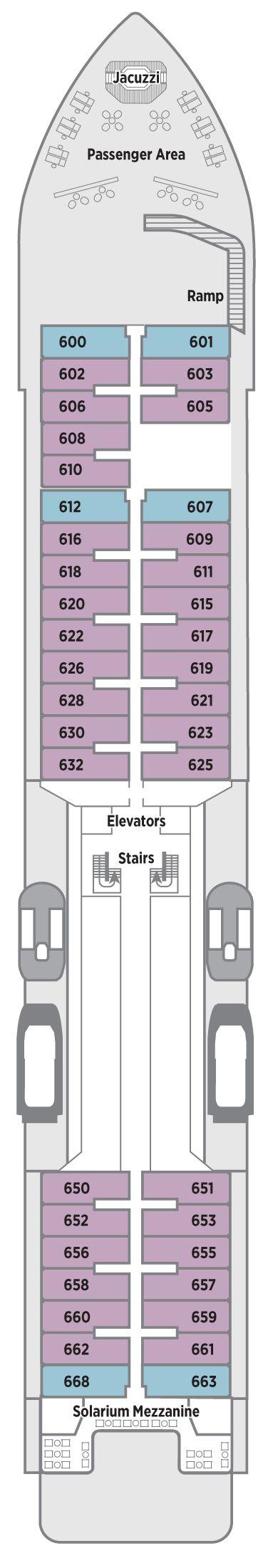 Harmony Deck 6