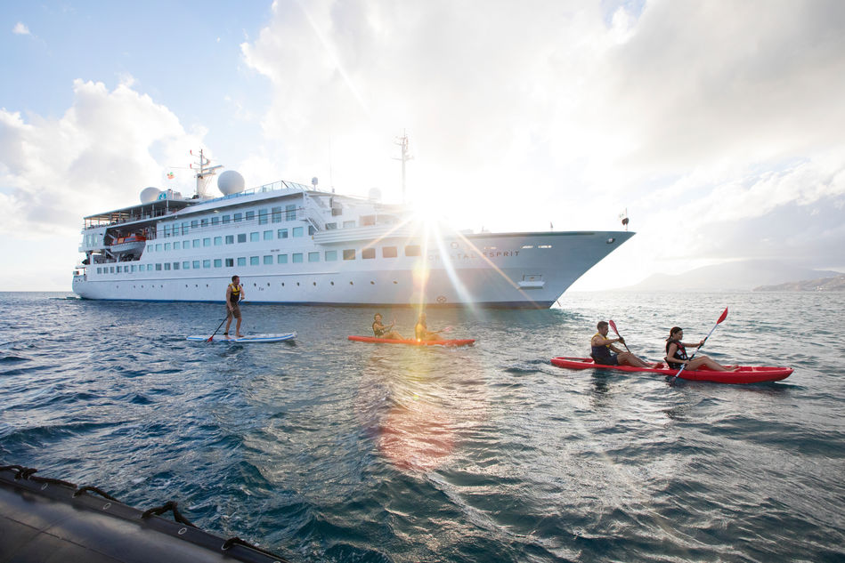 Crystal Esprit, Crystal Yacht Expedition Cruises