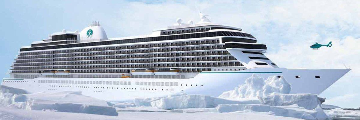 Crystal Cruises Announce New Yachts River Ships And An
