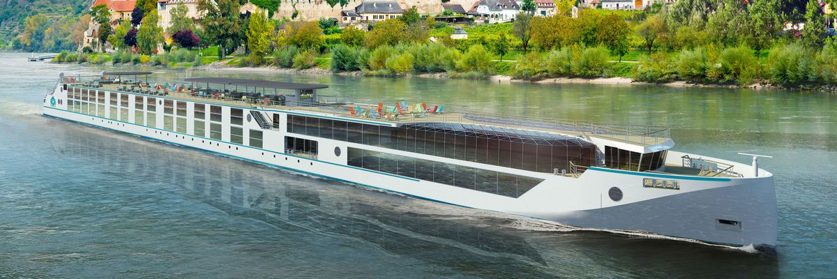 Crystal River Cruises cuts steel on new river yachts