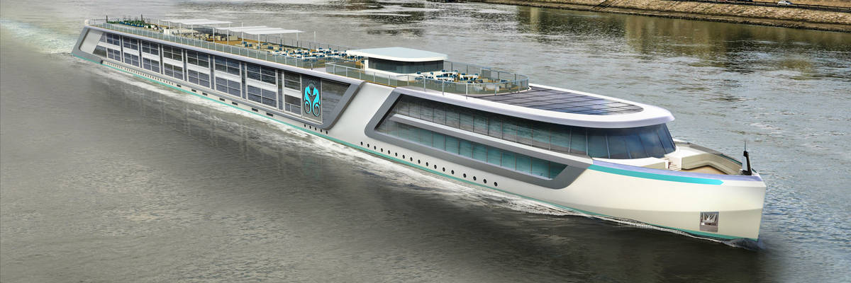 Crystal Debussy handed over to Crystal River Cruises