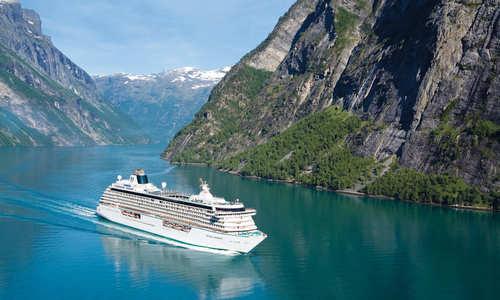 Crystal Serenity, Crystal Cruises