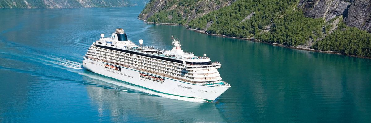 Crystal Cruises announce free Wi-Fi for all