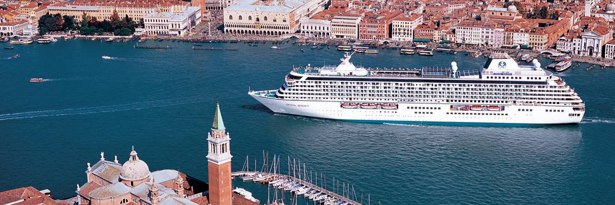 Crystal Cruises introduce new Supper Club on Crystal Serenity