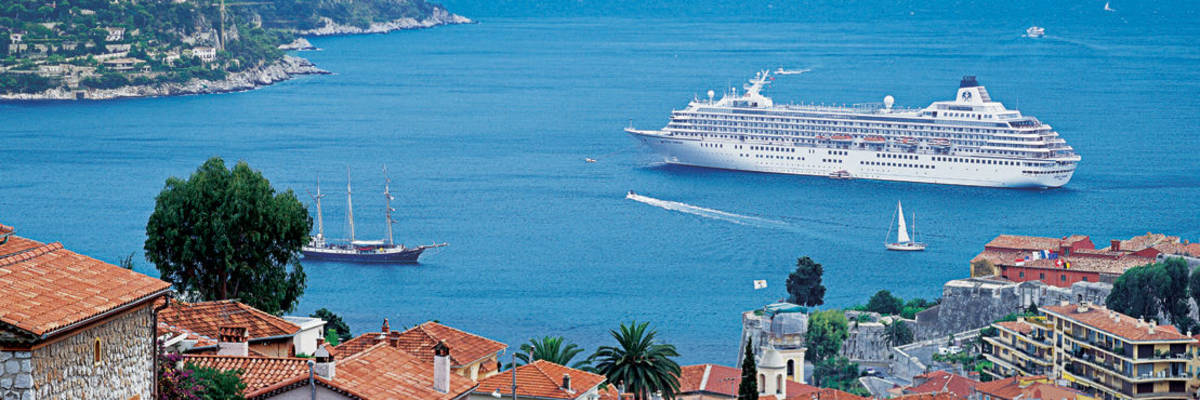 Champions of golf are set to sail aboard Crystal Cruises