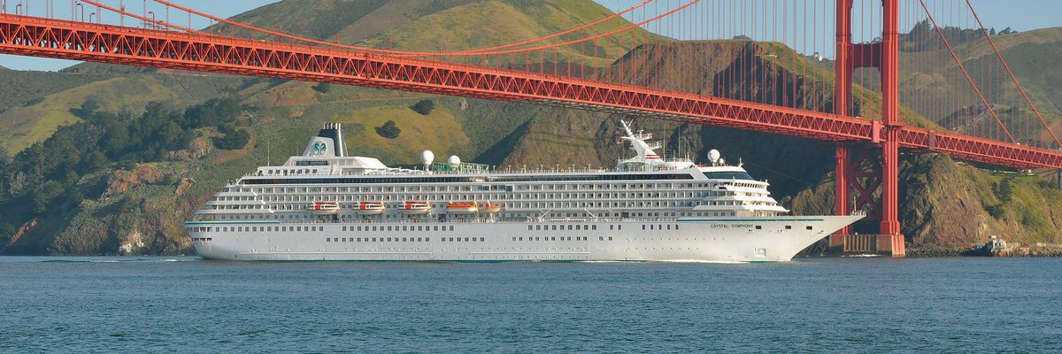 Incredible Round-The-World Luxury Cruise on Crystal Cruises