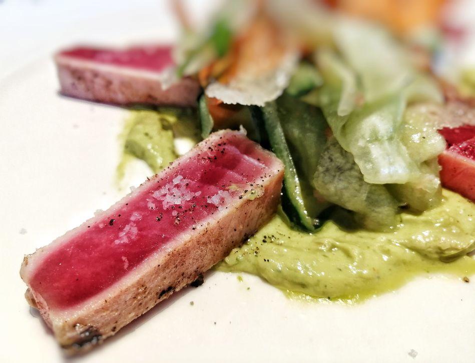 Cuisine on Seven Seas Splendor