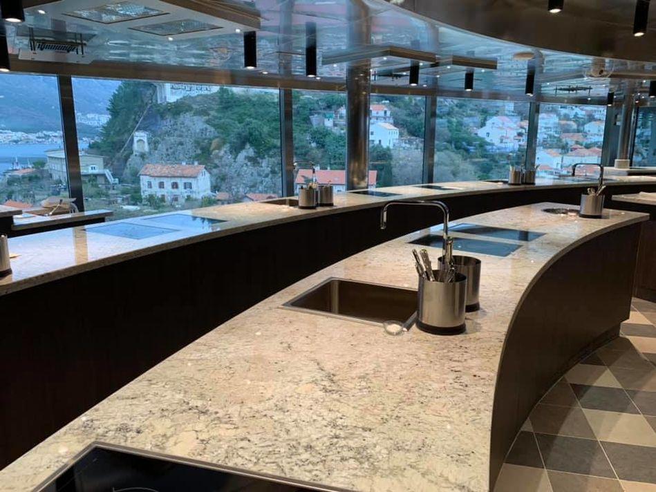 Culinary Arts Kitchen, Seven Seas Splendor