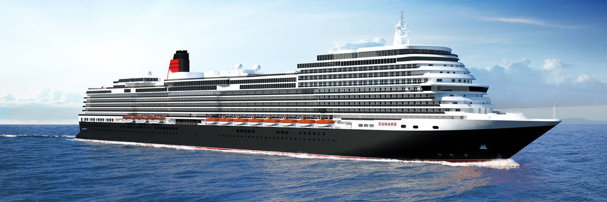 Cunard appoint new creative director for new Cunard ship