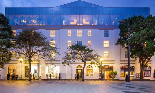 Curio_Exterior Lateral, Gran Hotel, San Jose, Costa Rica