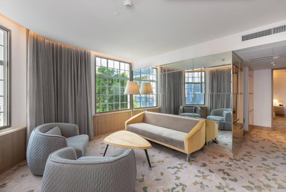 JFK Presidential Suite, Gran Hotel, San Jose, Costa Rica