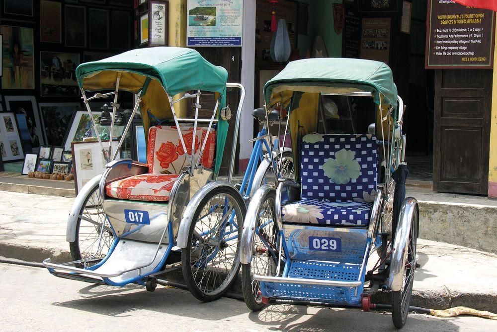 Cyclos, Ho Chi Minh City, Vietnam