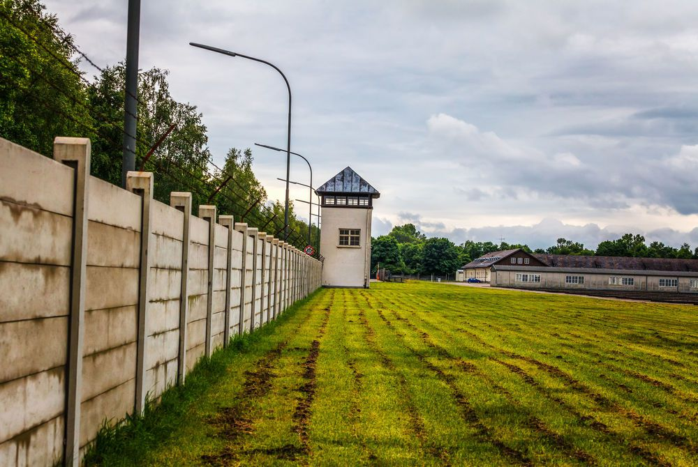 Dachau Concentration Camp, Nuremberg