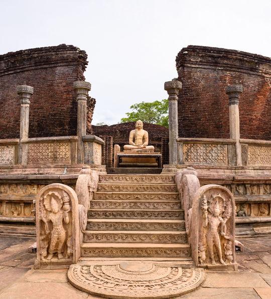 Dalada Maluwa, Polonnaruwa