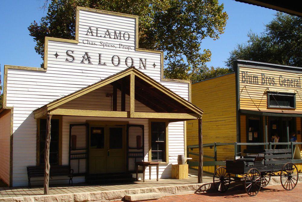 Dallas Heritage Village (Credit: DCBV)