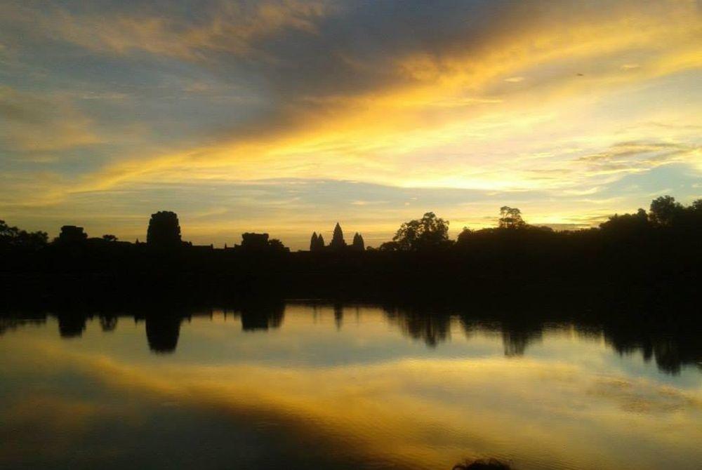 Dan - Cambodia - Angkor
