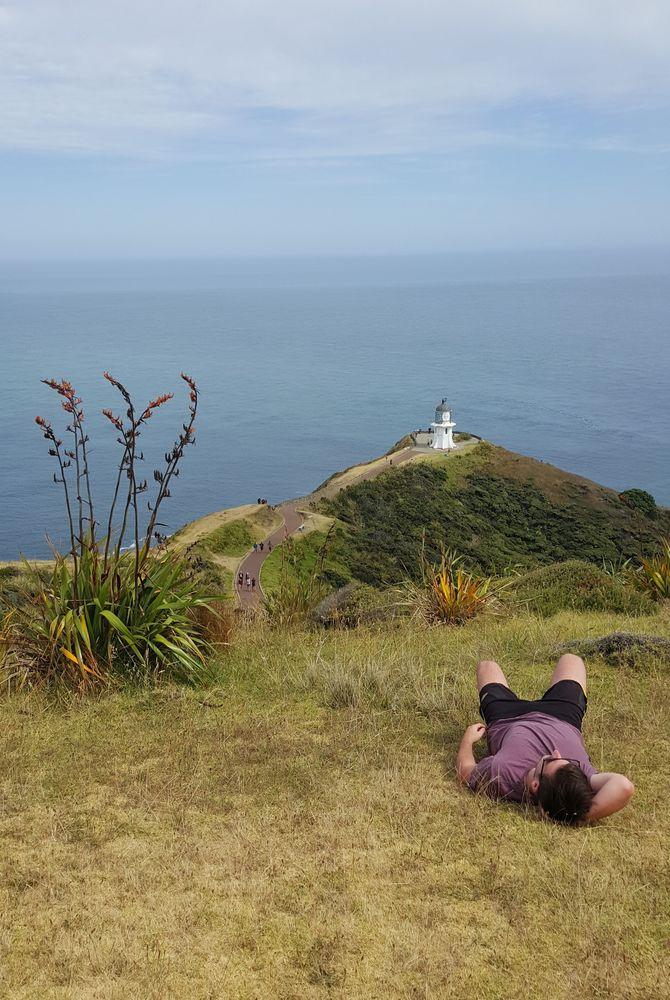 Dan - New Zealand - Cape Reinga