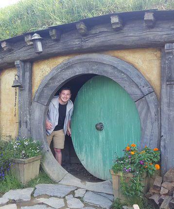Dan - New Zealand - Hobbiton