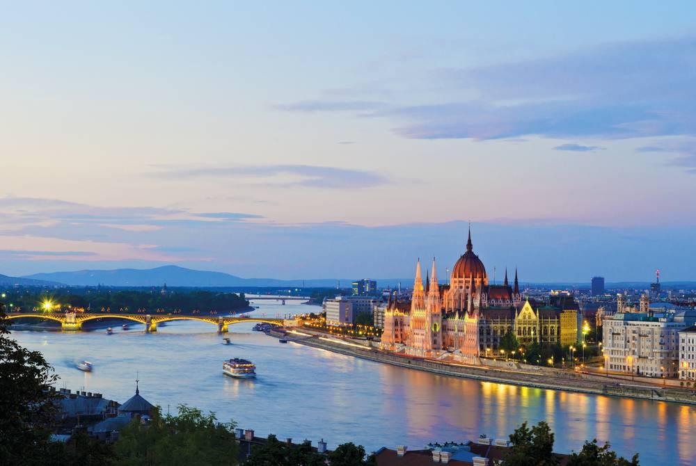 Danube River, Budapest