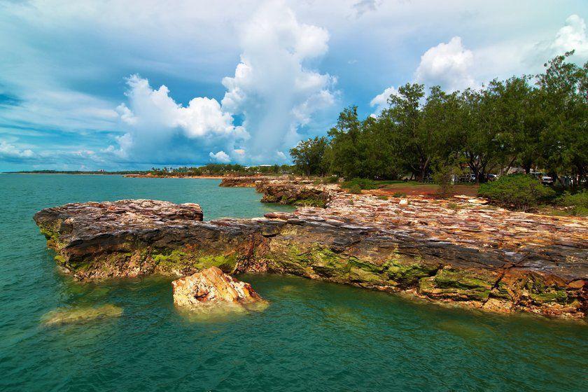 Darwin Beach, Australia