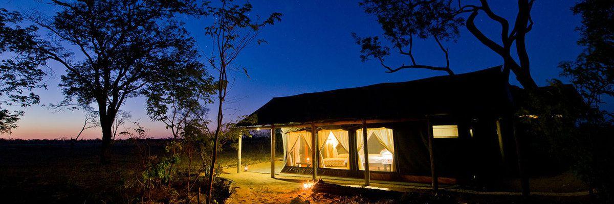 Davidson's Camp, Hwange National Park