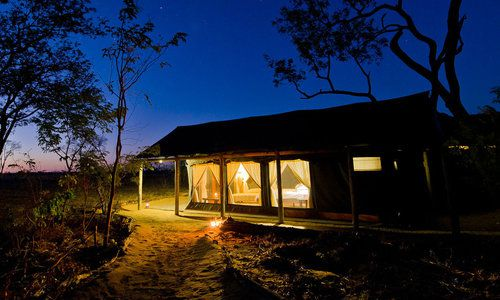 Davidson's Camp, Hwange National Park