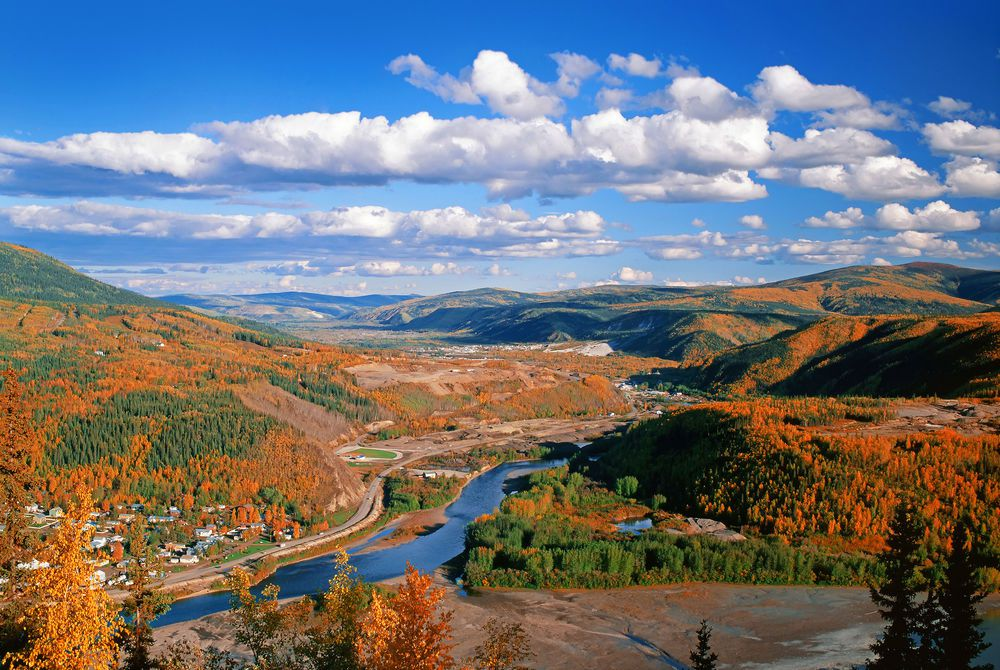 Dawson City, The Yukon, Canada