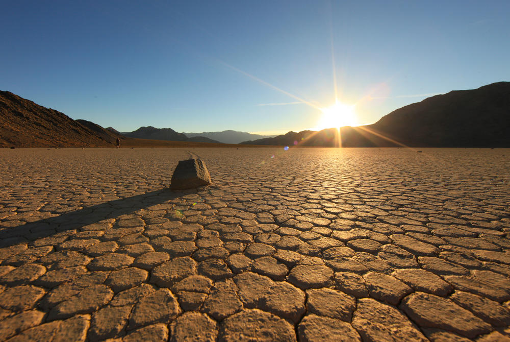 Death Valley National Park in California