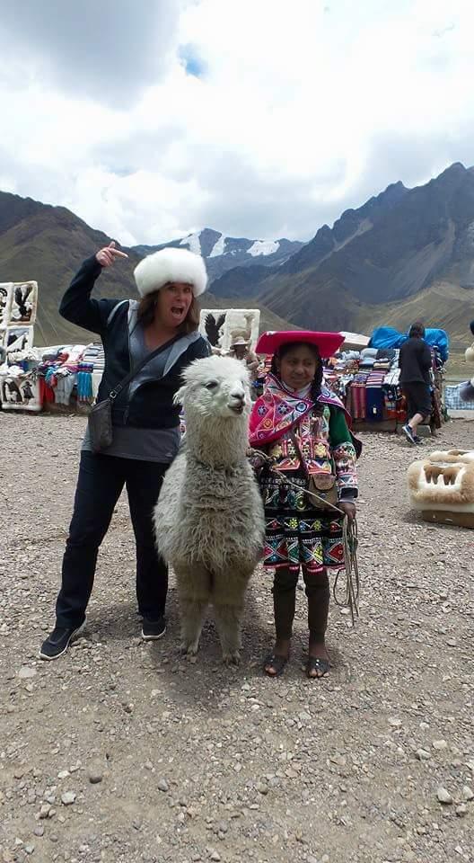 Debbie - Peru