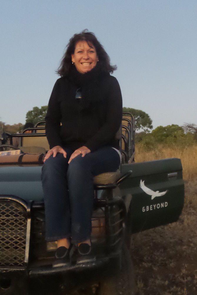 Debbie - South Africa - Kruger