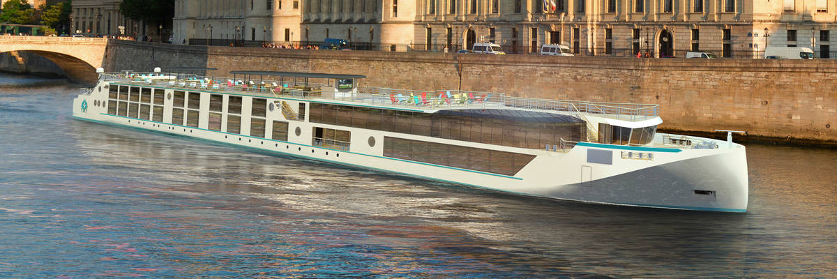 Crystal River Cruises name godmother of Crystal Ravel