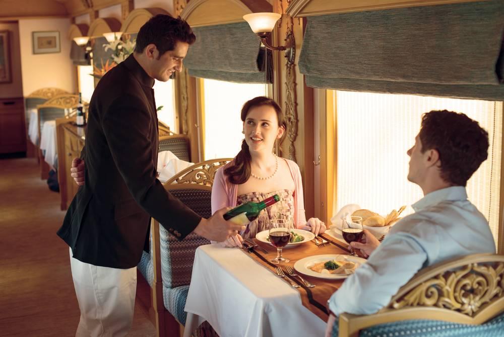 Fine Dining, Deccan Odyssey