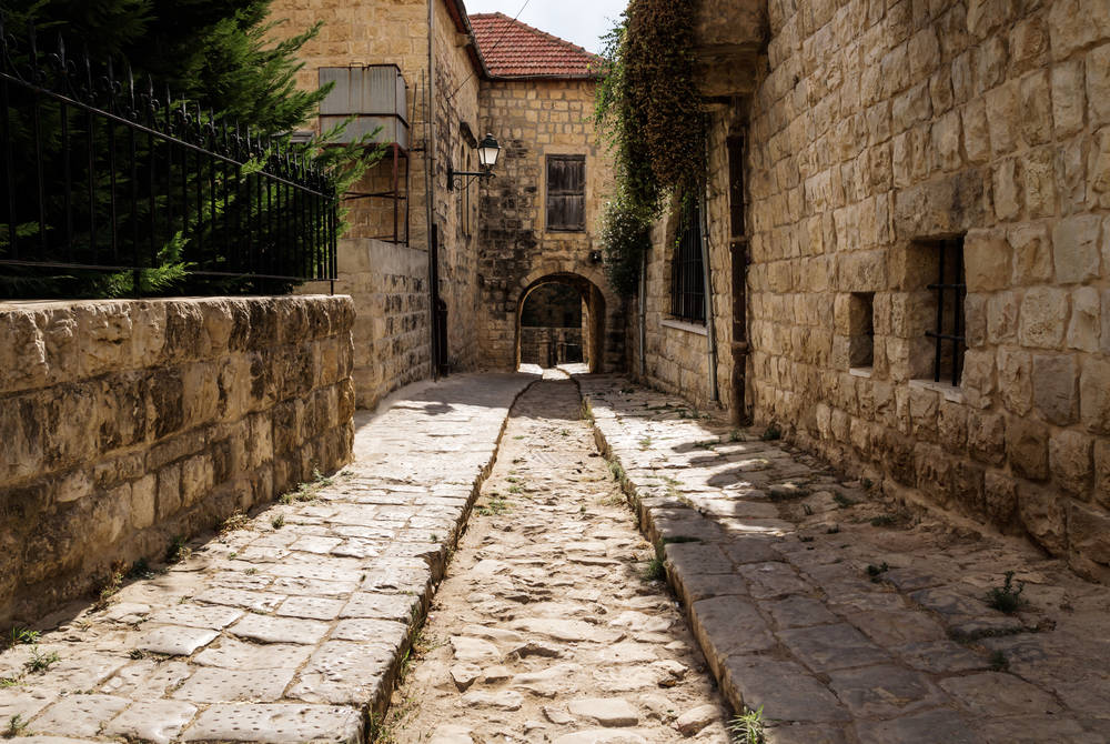 Deir el Qamar, Lebanon