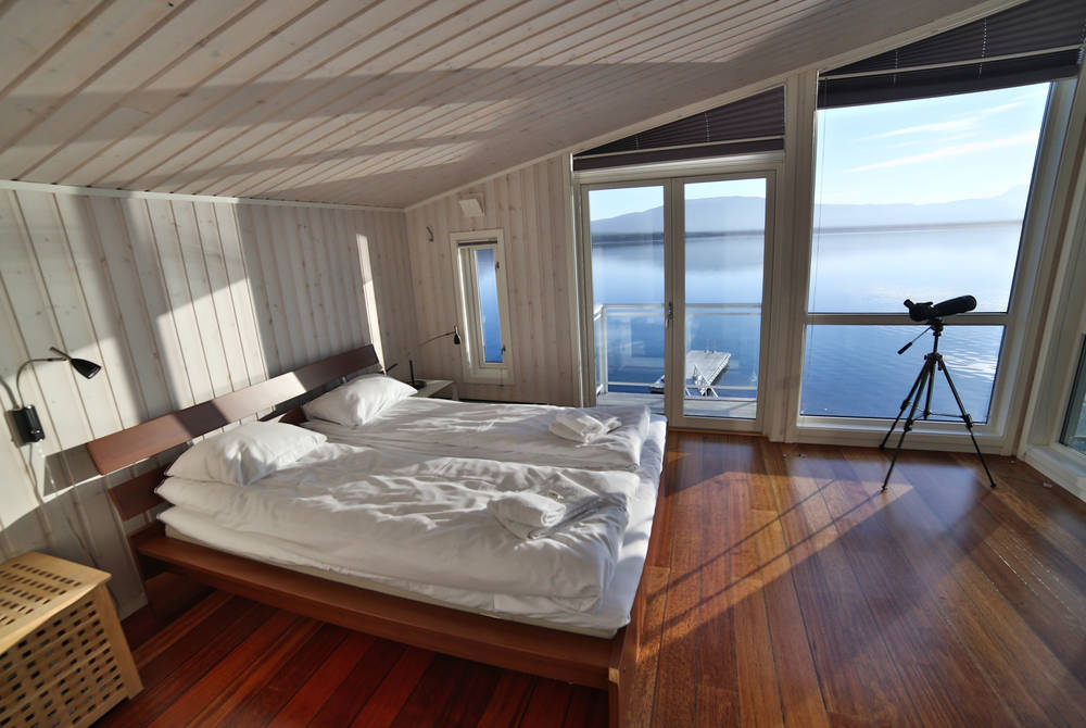Deluxe Cabin, Malangen Resort