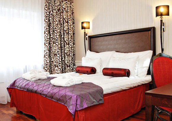 Deluxe Double Room, Clarion Collection Hotel Grand Bodo