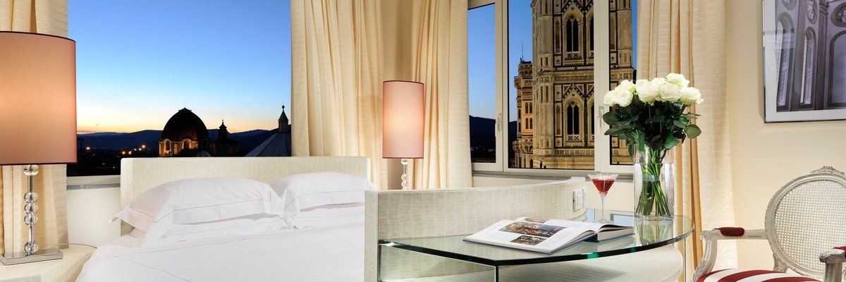 Deluxe Executive Panorama, Hotel Brunelleschi, Florence