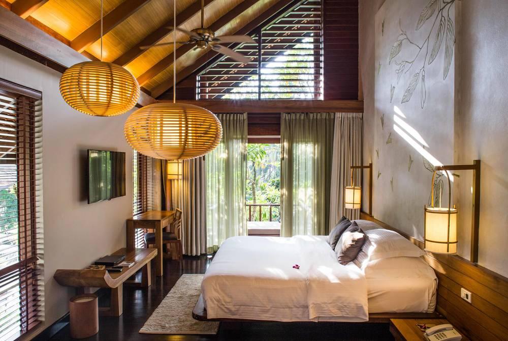 Deluxe Room Tubkaak Resort