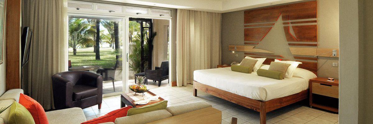 Deluxe Room, Shandrani Resort & Spa, Mauritius