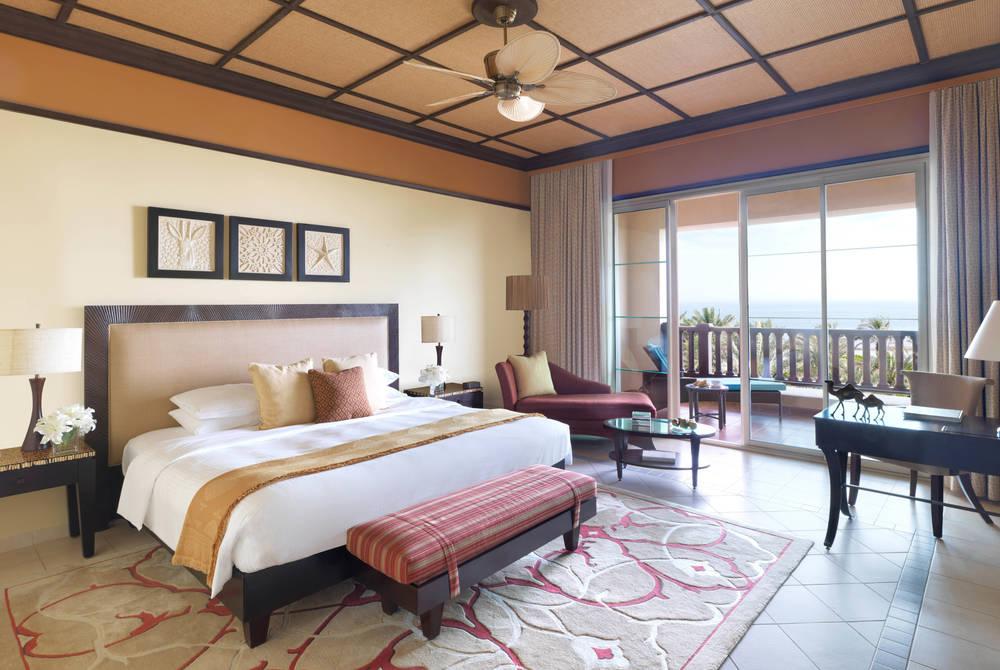 Deluxe Sea View Room, Anantara Desert Islands Resort & Spa