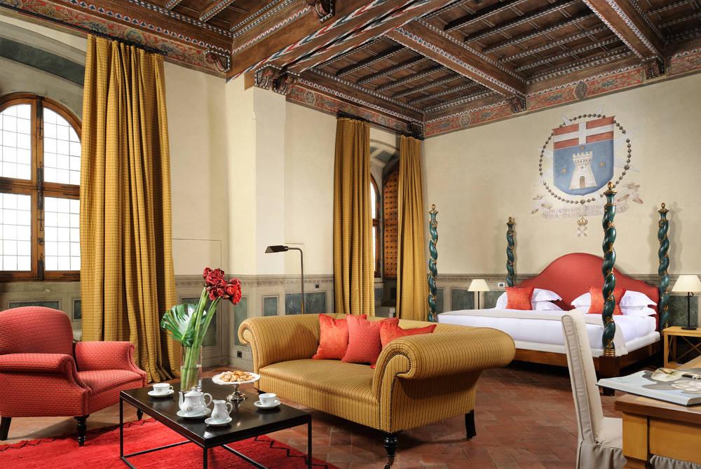 Deluxe Suite, Castello del Nero