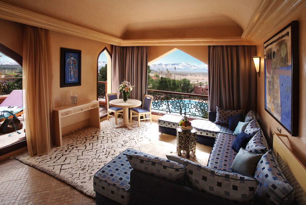 Deluxe Suite, Es Saadi Palace