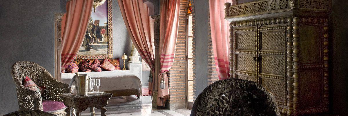 Deluxe Suite, La Sultana Marrakech Hotel & Spa