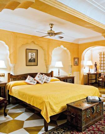 Deluxe Suite, Samode Haveli, Jaipur, India