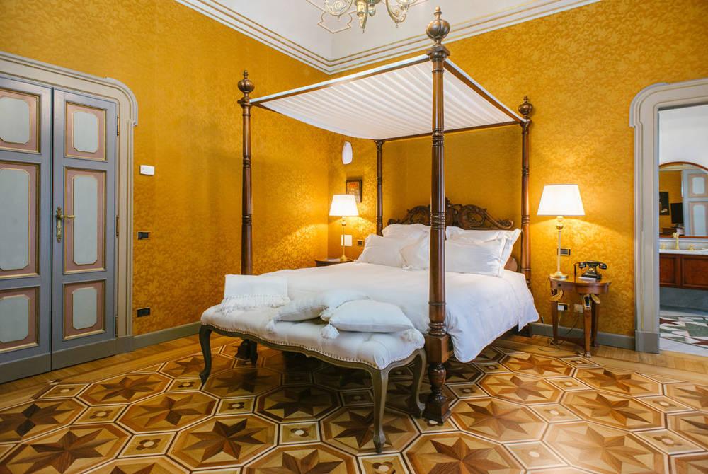 Deluxe Room, Villa Crespi