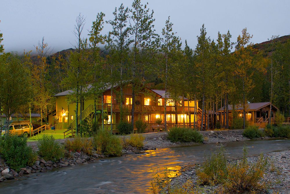 Denali Backcountry Lodge, Kantishna